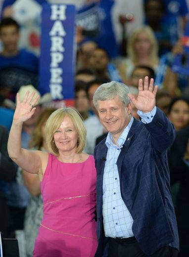 Harper Rally
